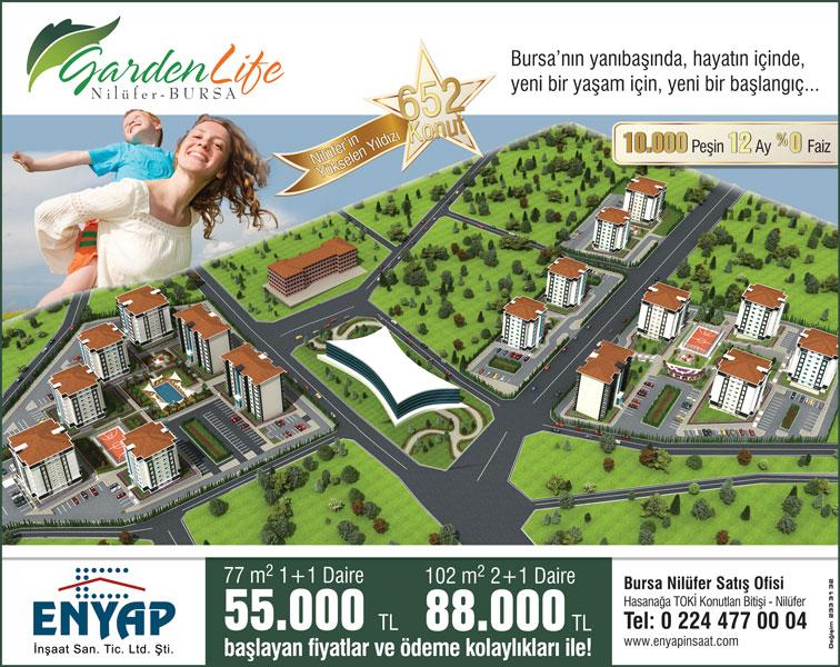 Garden Life Posta Bursa