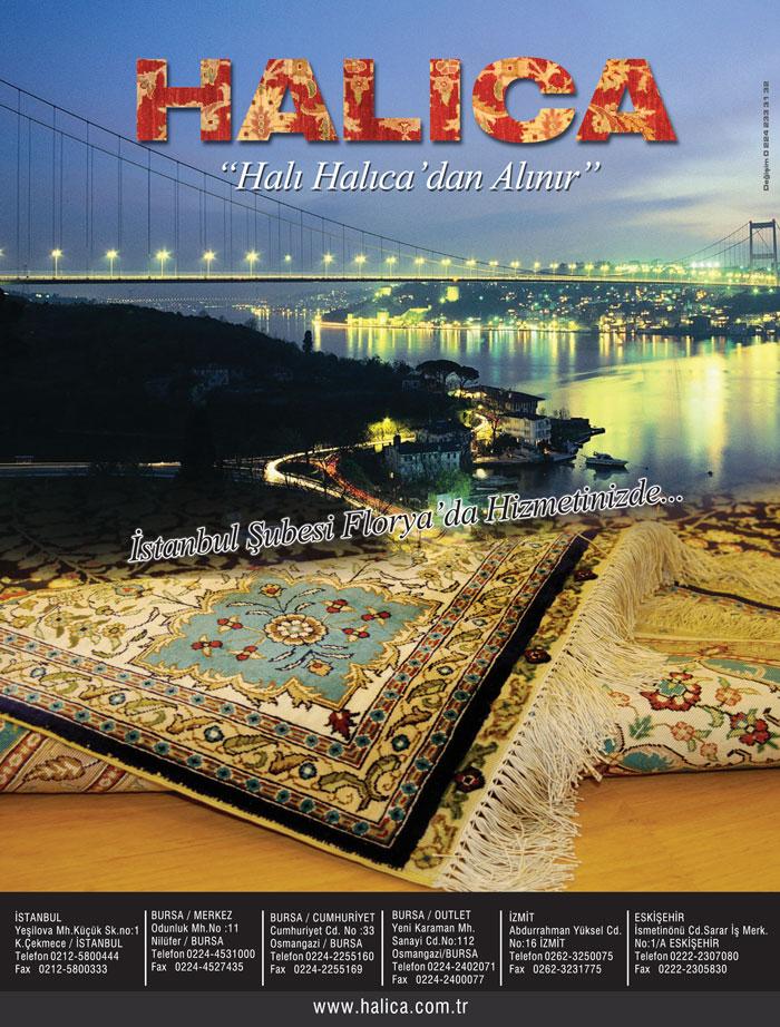 Halıca Aksiyon dergisi